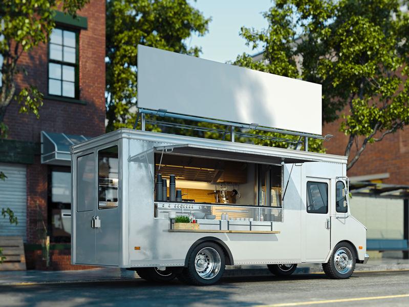 Food truck based survival vehicle