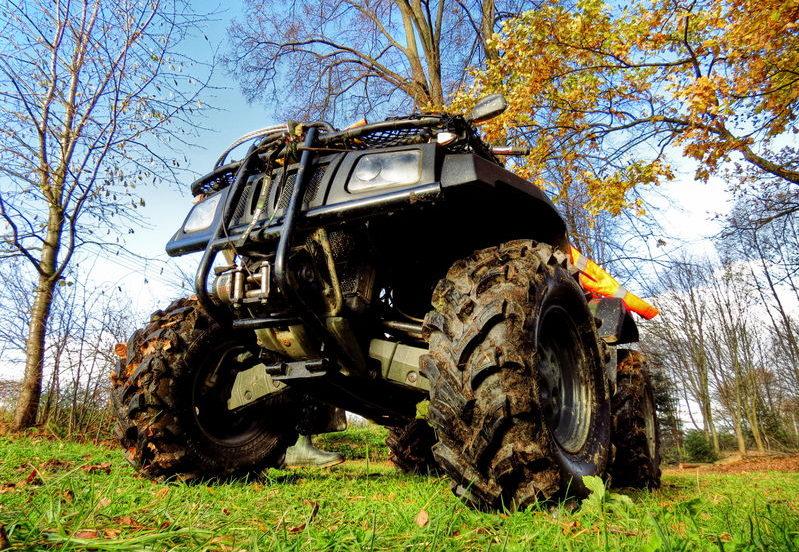 Choosing A UTV Or ATV Bug Out Vehicle