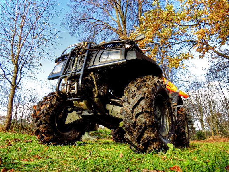 ATV Bug Out Vehicle