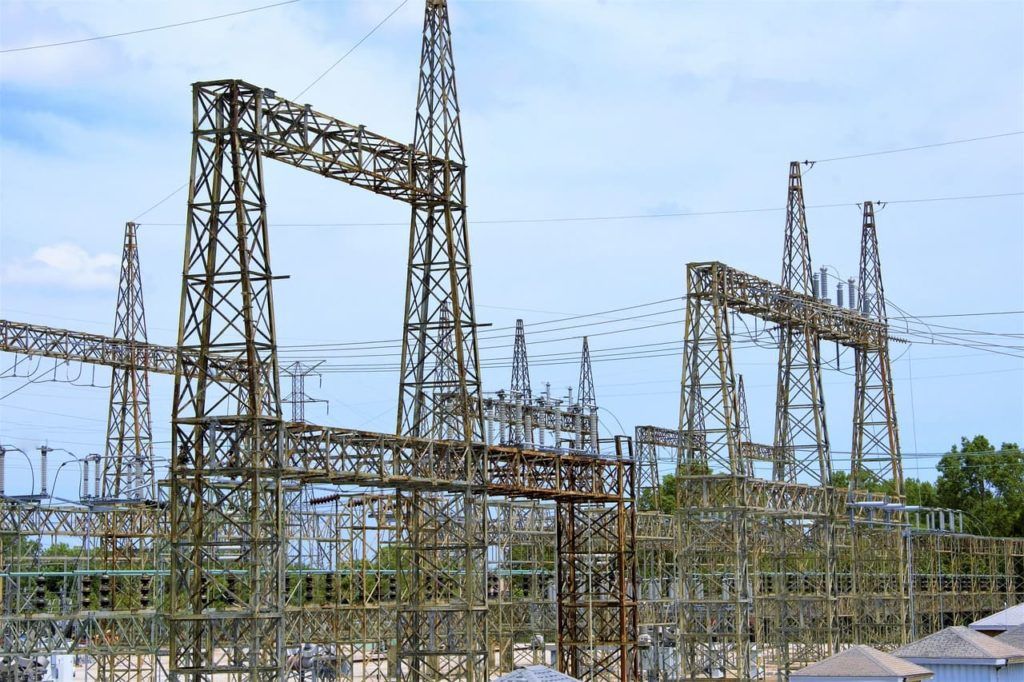 Electric power grid facility