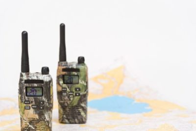 Survival Vehicle Communication Systems